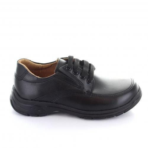 Zapato Para Niño Muzza 4090-041472 Color Negro