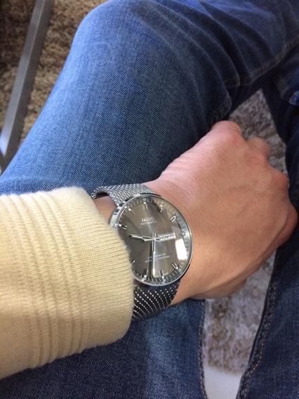 Reloj Mido Commander Icone