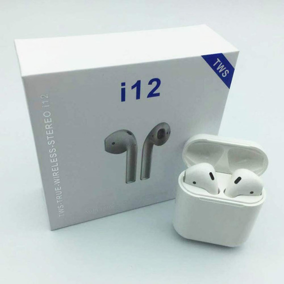 Audifonos Auriculares Tipo Airpod I12 Bluetooth
