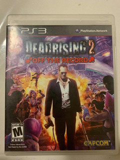 Deadrising 2 Off The Récord Ps3