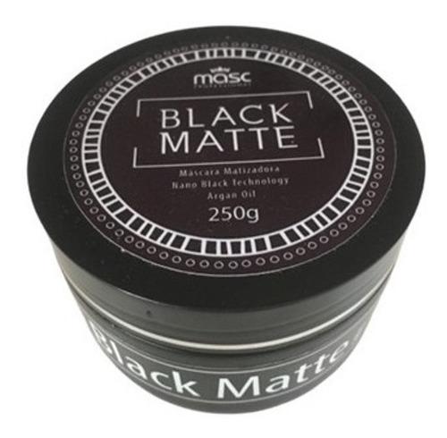 Máscara Matizadora Black 250g Masc Profissional Salão