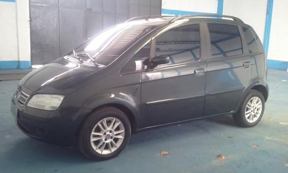 Fiat Idea 1.8 Elx Flex Compl. C/gnv Entr 4mil Financ 15900