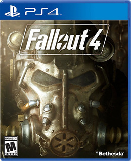 Fallout 4 Español Ps4 Nuevo