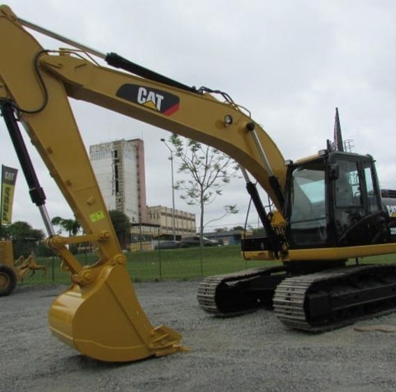 Escavadeira Cat 320d2 Em Estado De Nova 2015