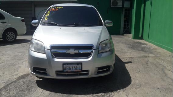 Chevrolet Aveo Lt 1.6