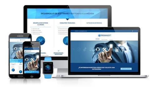 Diseño De Sitios Web Páginas Autoadministrables