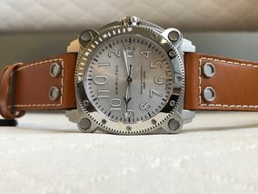 Relógio Hamilton Khaki Navy Belowzero Automatic H78555553