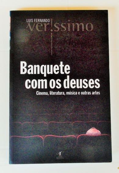 Livro: Banquete Com Os Deuses