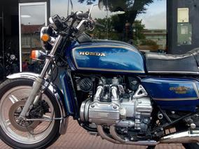 Vendo Honda Goldwing Gl 1000 Mod 79 Muy Bueno