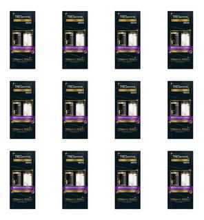 Tresemme Reconstrução Força Sh 400ml + Cond 200ml (kit C/12)