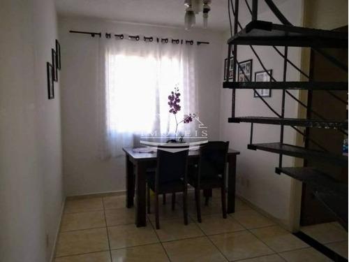 Imagem 1 de 19 de Apartamento Em Condomínio Cobertura Para Venda No Bairro Vila Curuçá, 2 Dorm, 1 Vagas, 90 M - 702