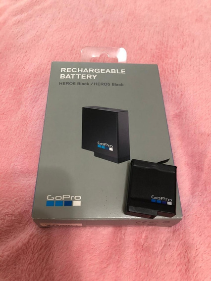 Bateria Recarregável Original Gopro Hero 6 Black