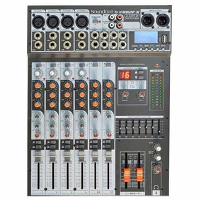 Mesa De Som Soundcraft Sx 802 Fx Usb