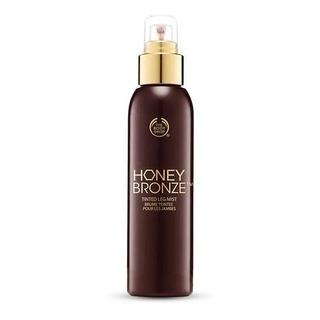 The Body Shop - Honey Bronze - Tinted Leg Mist