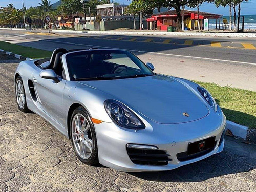 Porsche Boxster 3.4 S I6 24v Gasolina 2p Automático