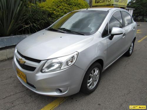 Chevrolet Sail 1.4 Mecanico Sedan