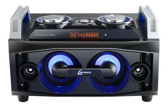 Caixa De Som Portátil Lenoxx Ms8300 - 120w Rms / Bluetooth