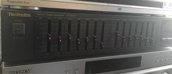 Technics Equalizador Sh-8028