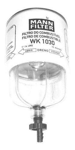 Filtro De Combustível Mann Wk1030