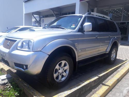 Mitsubishi Pajero Sport 2007 2.5 4x4 5p