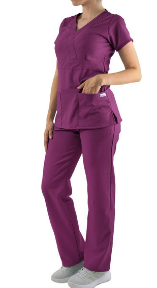 Bee On Bugambilia Traje Quirurgico Uniforme Medico Filipina