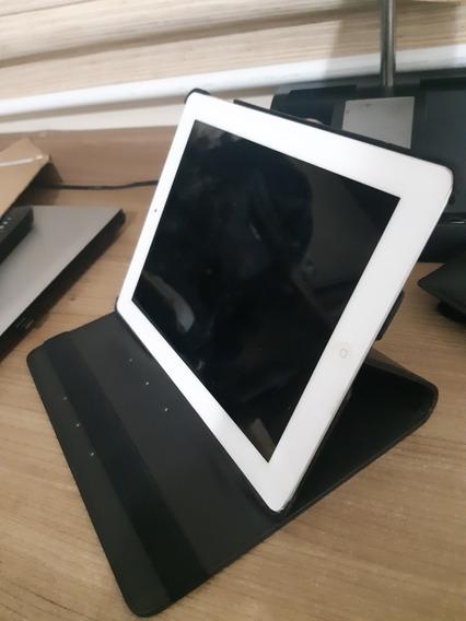 iPad 2 Branco 16gb Com Capa. Perfeito Estado.