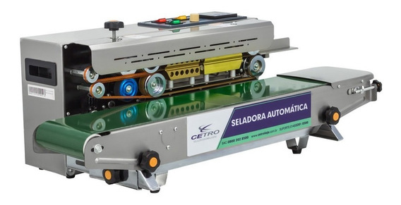 Seladora Automática Continua Horizontal Sa800