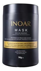 Inoar Profissional Máscara De Tratamento 1000g
