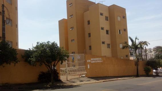 Apartamento Para Venda Em São Carlos, Jardim Santa Paula, 2 Dormitórios, 1 Suíte, 2 Banheiros, 1 Vaga - La350