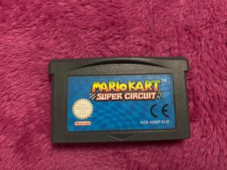 Mario Kart Súper Circuit