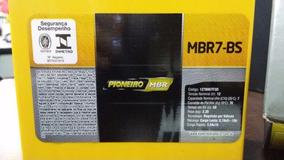 Bateria Moto Pioneiro Mbr7-bs Honda Tornado/ Fazer / Twister
