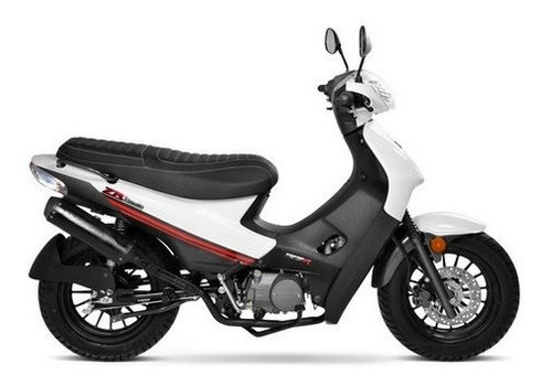 Zanella Zb 125 R Full Tuning Zárate