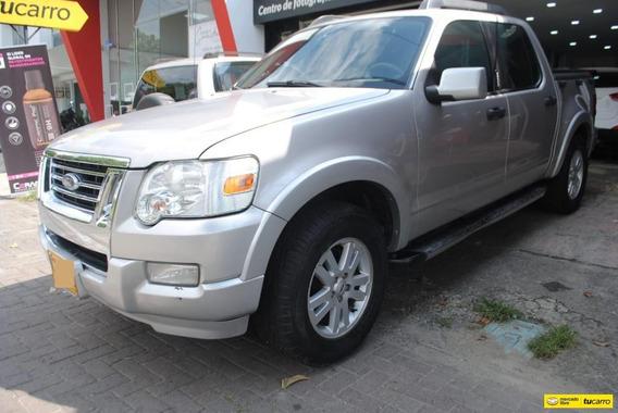 Ford Sport Trac - Explorer 4.0