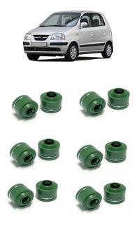 Jogo Retentor Valvula Hyundai Atos Prime 1.0 12v 98 99 00 01
