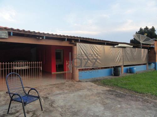 Chácara À Venda, 1280 M² Por R$ 400.000 - Chácara Cruzeiro Do Sul - Sumaré/sp - Ch0107