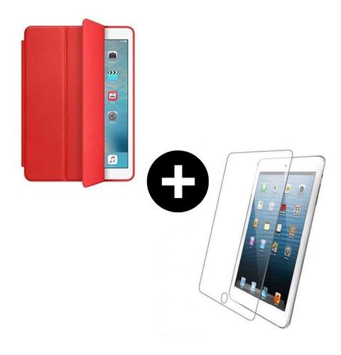 iPad Mini 1, 2, 3 Estuche Smartcase Apple Magnético + Vidrio