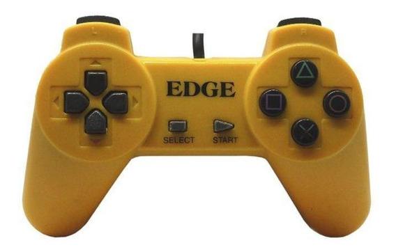Controle Dualshock 1 Edge Ps1 Pronta Entrega