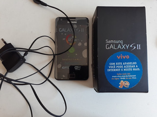 Celular Samsung Sii