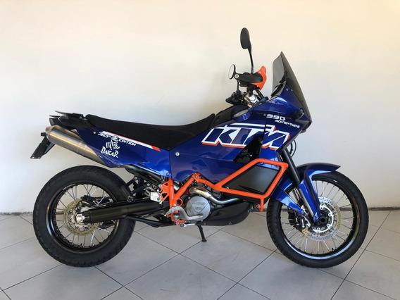 Ktm 990 Adventure Blue Dakar Edition 116 Hp Pro Motors