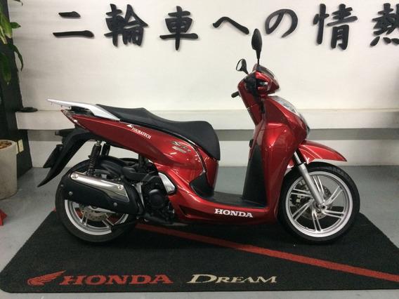 Honda Sh 300i 2017