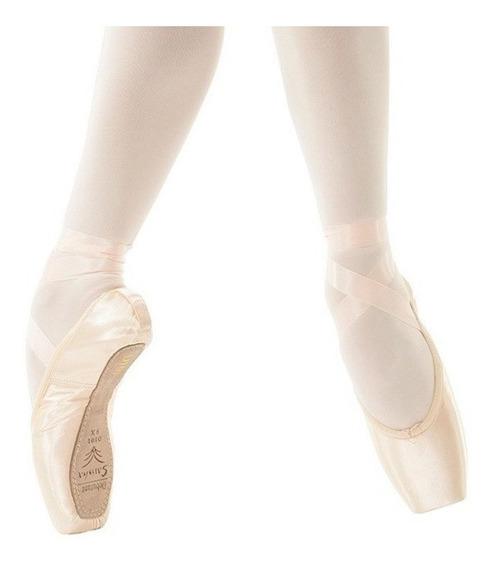 Puntas De Ballet Modelo Debutante De Sansha.
