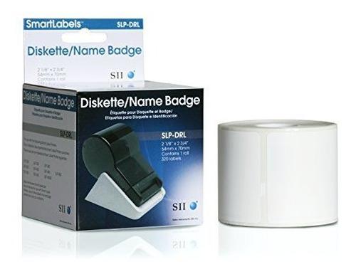 Etiquetas De Disquete De Seiko Instruments Para Impresoras