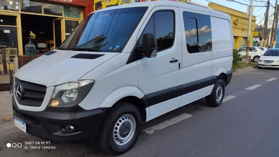 Mercedes Benz Sprinter 411 Street
