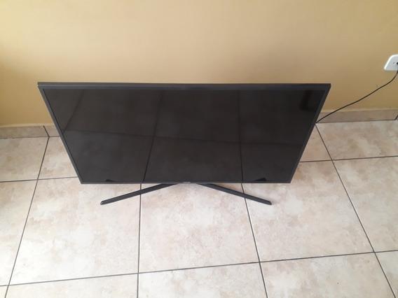 Smart Tv Samsung 4k Un40ku6000g Display Quebrado