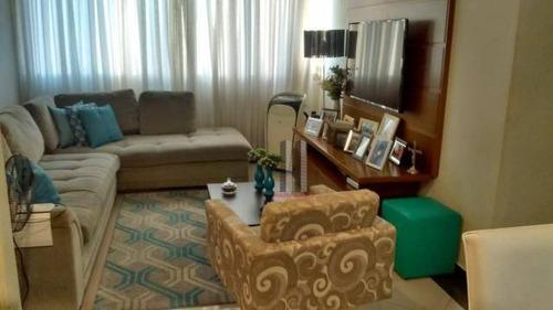 Apartamento À Venda, 109 M² Por R$ 790.000,00 - Parque Da Mooca - São Paulo/sp - Ap2803