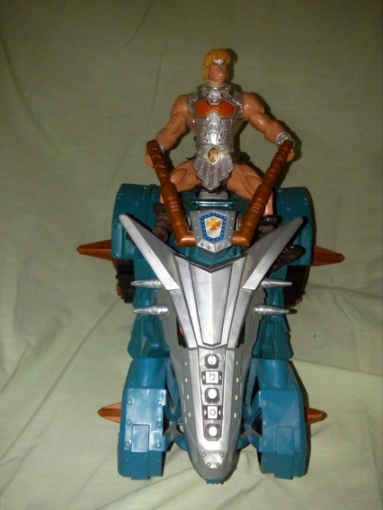 He-man Batle Tank Piezas Unicas Incluye La Figura