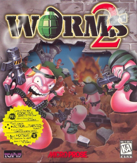 Worms 2 Pc Digital