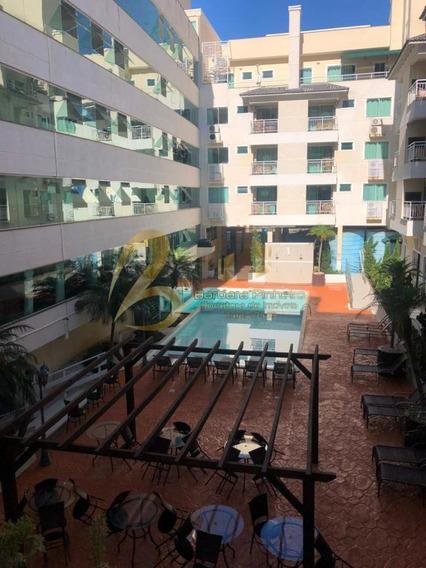 Apartamento 1 Dormitório Para Temporada Em Bombinhas, Bombas, 1 Dormitório, 1 Banheiro, 1 Vaga - 416_1-1465047