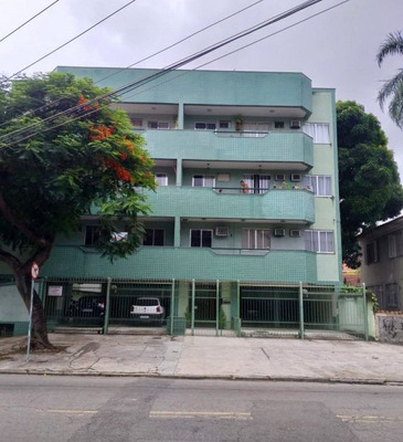 Apartamento A Venda No Bairro Freguesia (ilha Do Governador) - 2279-1
