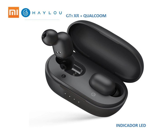 Audifonos Earbuds Haylou Gt1 Xr Airdots + Qualcomm - Stock
